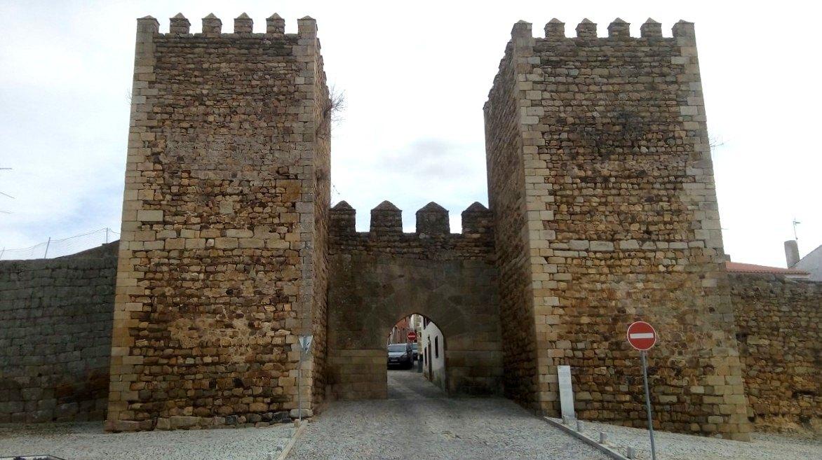 Muralla Miranda do Douro