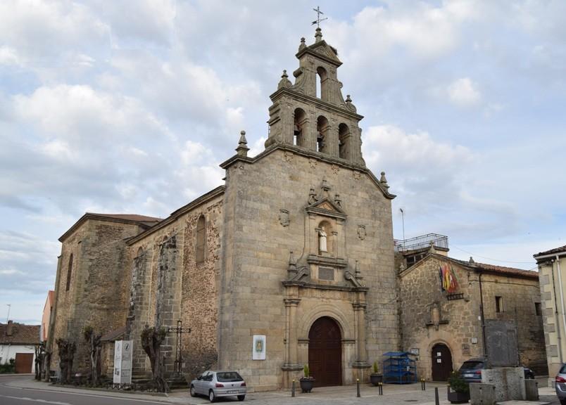 Resultado de imagen de Iglesia de la Salud de Alcañices