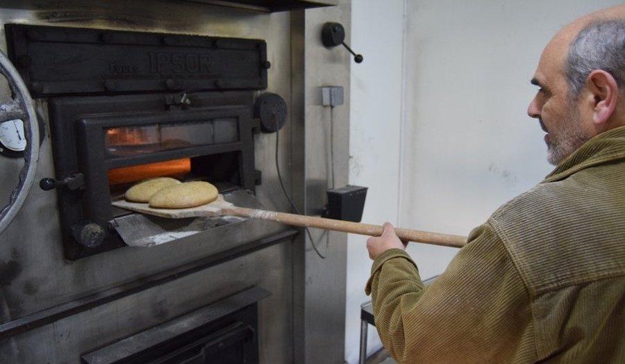 taller de pan