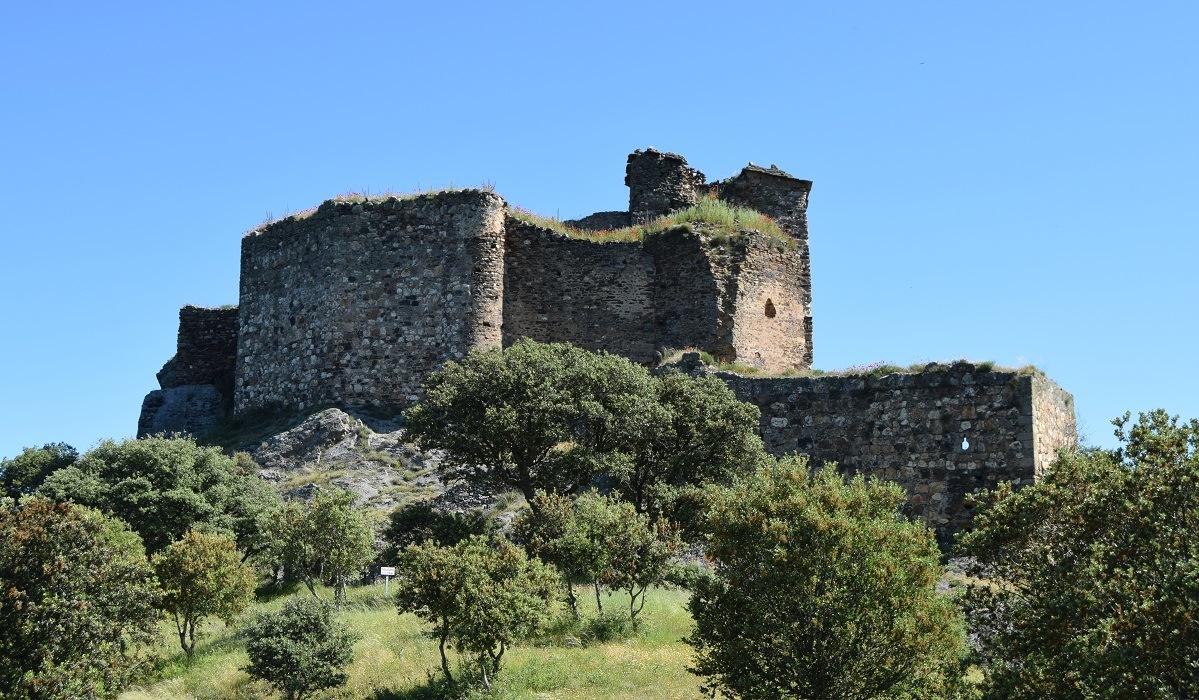 castillo de alba zamora