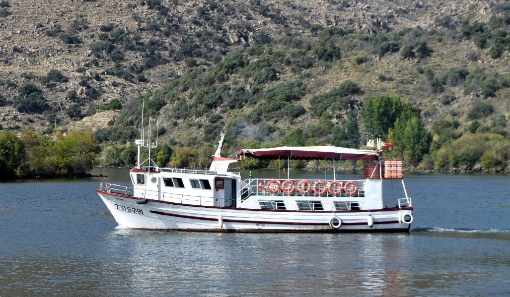 crucero rio duero españa portugal
