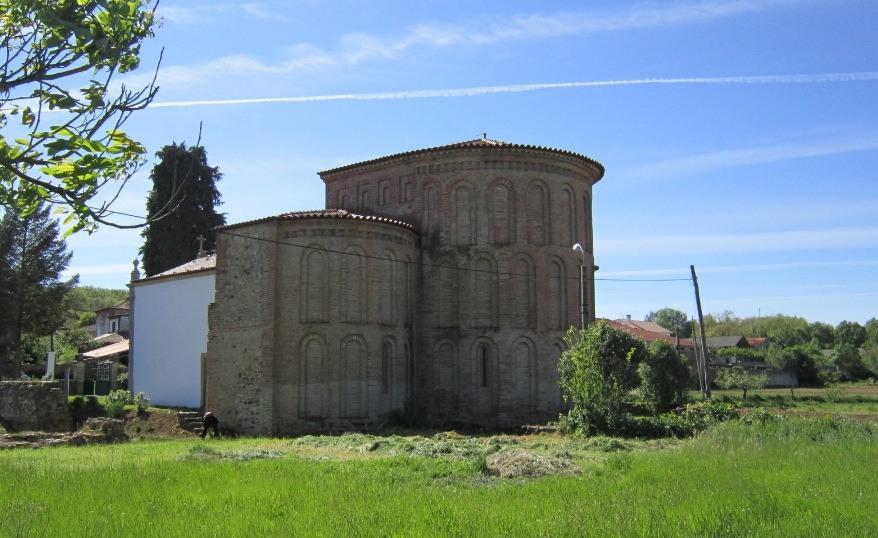 monasterio castro de avelas