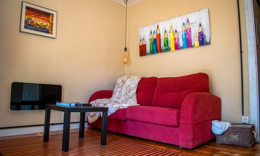 apartamento en zamora centro