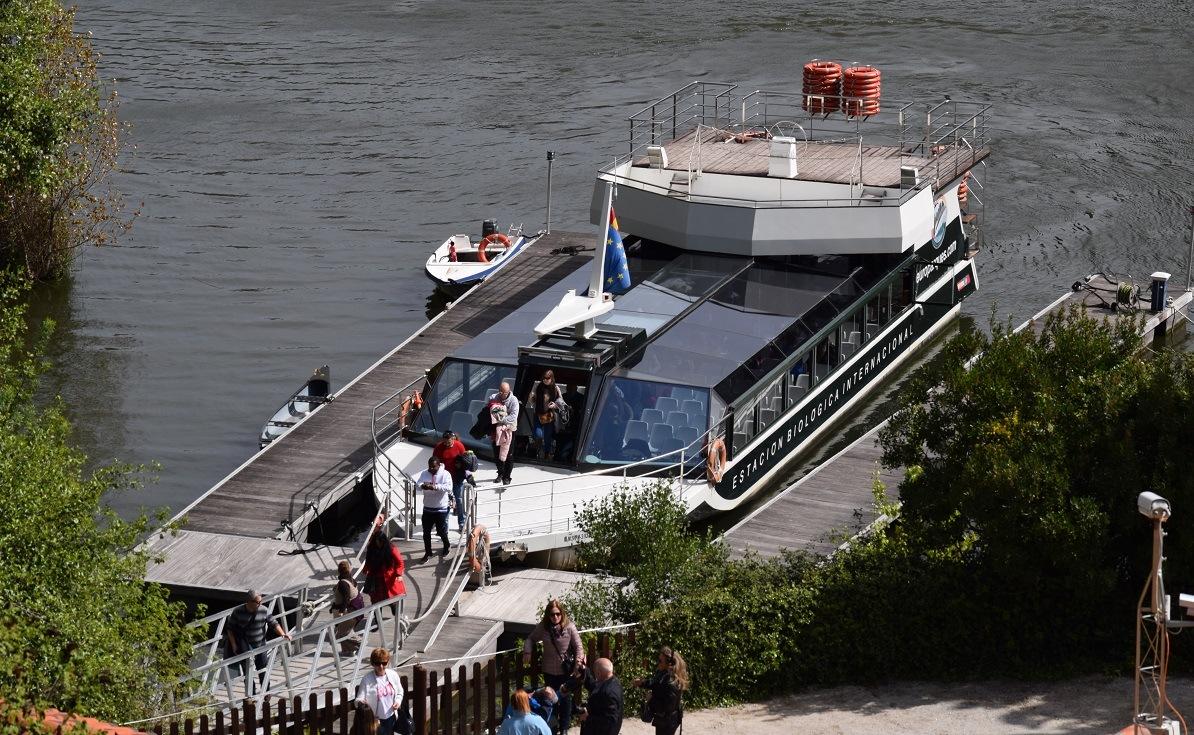 barco douro internacional