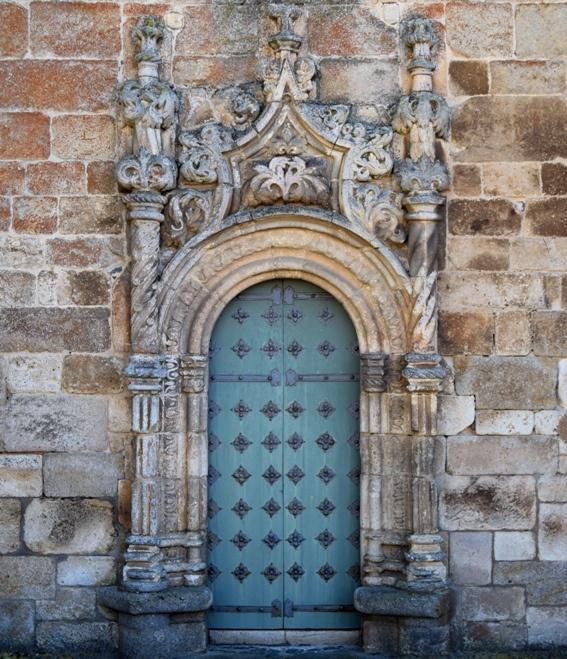 iglesia freixo de espada à cinta