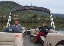 barca de alba paseo en barco