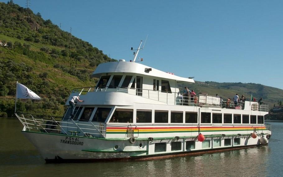 crucero barca de alba oporto