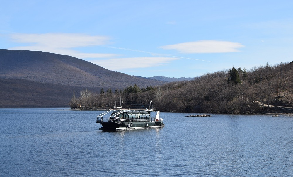 barco lago de sanabria