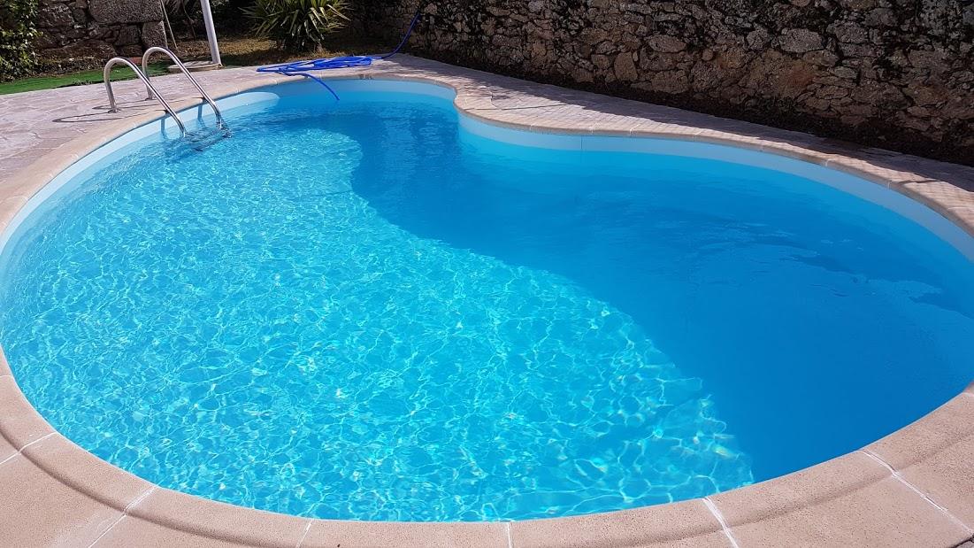 casa rural con piscina arribes del duero