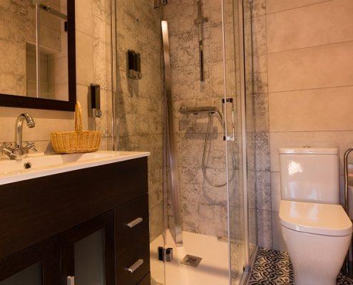 baño posada
