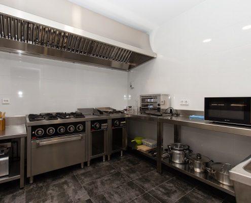 cocina posada