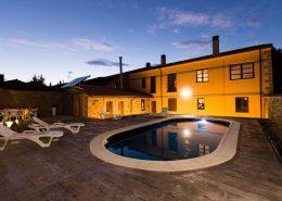 hotel rural sierra de la culebra