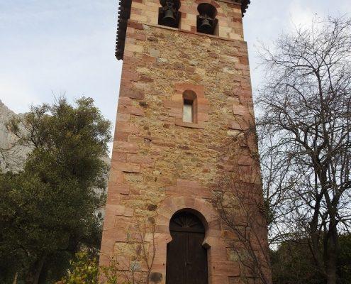 torre de santa maria de lebeña