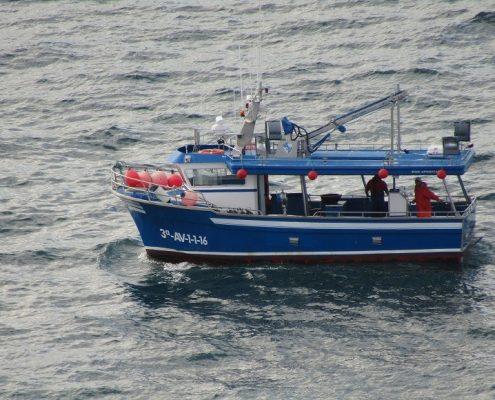 barco de bajura cudillero