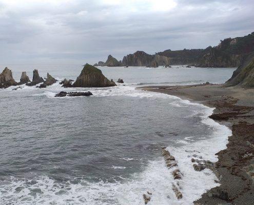 playa de gueirua